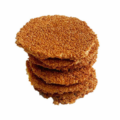 Kefkef with Sesame, 12 pieces - 8.80oz - 250g