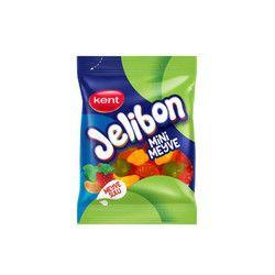 Kent - Jelibon Fruty , 3.5oz - 100g