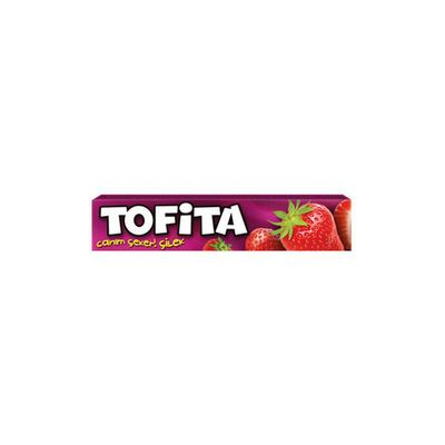 Tofita Strawberry , 1.6oz - 47g 3 pack