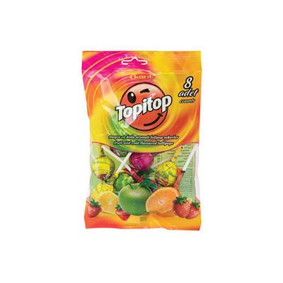 Topitop Bag , 8 pieces - 16.5 g