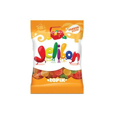 Tropic Fruit Juicy Candy , 3.5oz - 100g