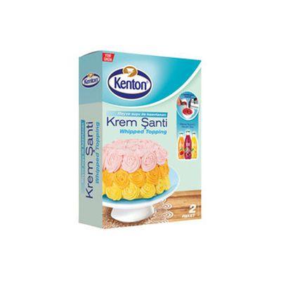 Prepared Fruit Juice Whipped Cream , 3.5oz - 100g
