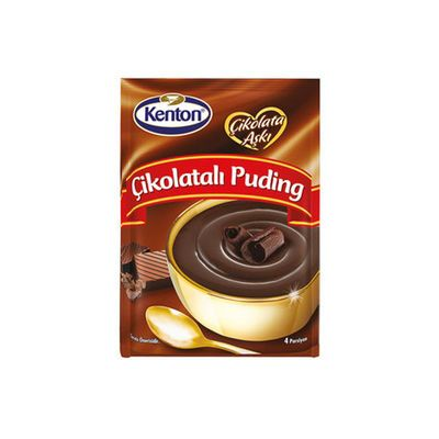 Pudding Chocolate Love with Cocoa , 3.5oz - 100g