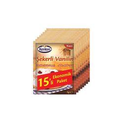 Kenton - Sugared Vanilla , 10 g 5 pieces