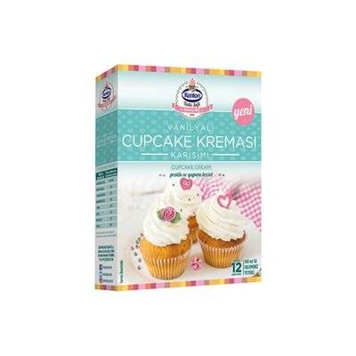 Sweet Chef Cupcake Cream , 3.5oz - 100g