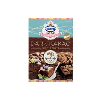Sweet Chef Dark Cocoa , 3.5oz - 100g
