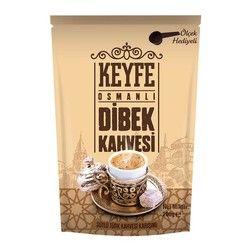 Keyfe - Milky Ottoman Dibek Coffee , 7oz - 200g