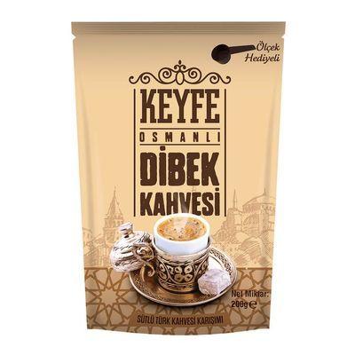 Milky Ottoman Dibek Coffee , 7oz - 200g