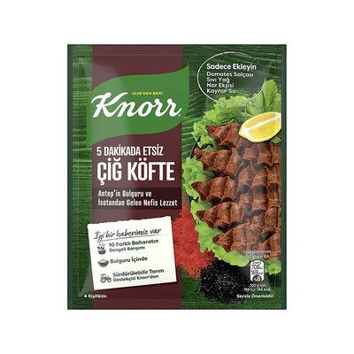 Meatless Çiğ Köfte Set In 5 Minutes , 120g , 3 Pack