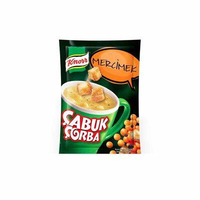 Knorr Quick Lentil Soup, 0.77oz - 22g 5 pack