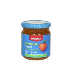Koska - Diabetic Apricot Jam , 8.4oz - 240g