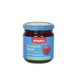Koska - Diabetic Strawberry Jam , 8.4oz - 240g