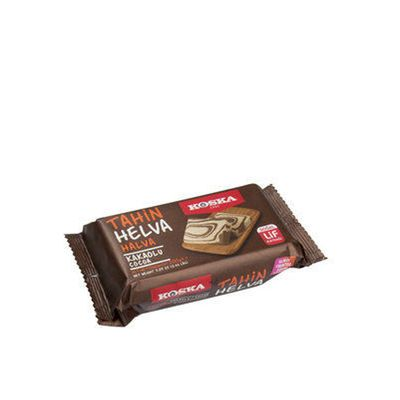 Halva with Cocoa Package , 7oz - 200g