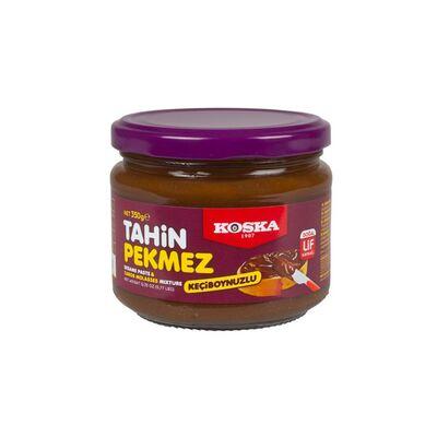 Tahini Molasses with Carob , 12oz - 350g