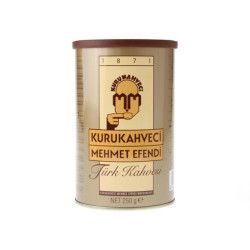 Kurukahveci Mehmet Efendi - Turkish Coffee , 9oz - 250g