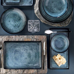 Nano Cream Dinner Set , 24 Pieces - Thumbnail