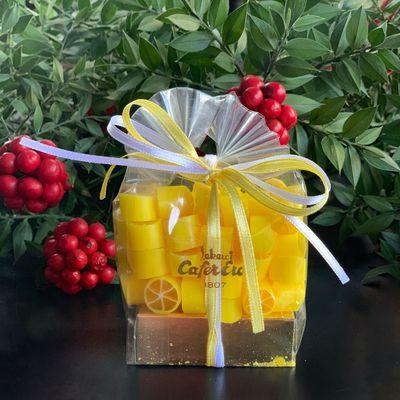 Lemon candy, 100g