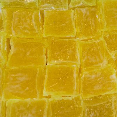 Lemon Flavored Turkish Delight , 21.16oz - 600g