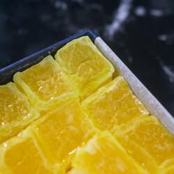 Lemon Flavored Turkish Delight , 21.16oz - 600g - Thumbnail