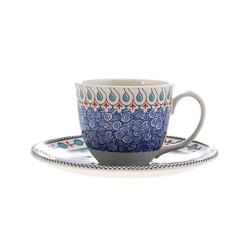 Mai Seljuq Series Coffee Cup, 4 pieces - Thumbnail