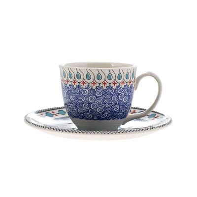 Mai Seljuq Series Coffee Cup, 4 pieces