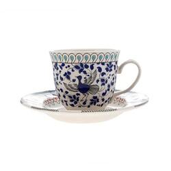 Mai Seljuq Series Tea Cup, 4 pieces - Thumbnail