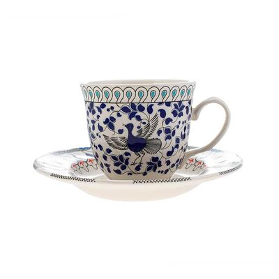 Mai Seljuq Series Tea Cup, 4 pieces