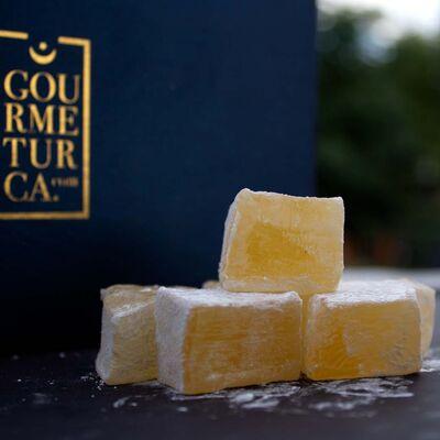 Mastic Flavored Turkish Delight , 21.16oz - 600g