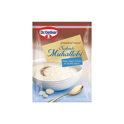 Mastic-gum Pudding, 3 pack