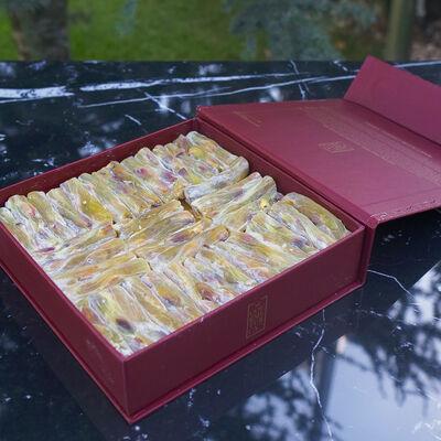 Mastic Flavored Sultan Turkish Delight , 10.58oz - 300g