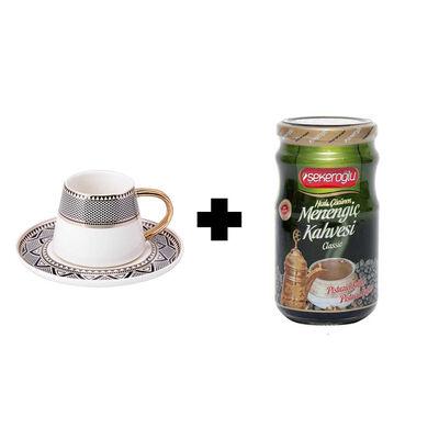 Menengi̇ç Coffee - Globe Coffee Cup Set