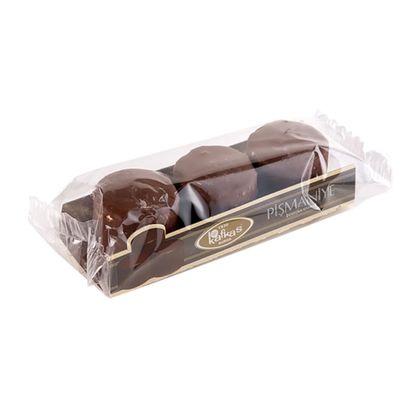 Milk Chocolate Covered Turkish Floss Halva, 35g - 1.23oz