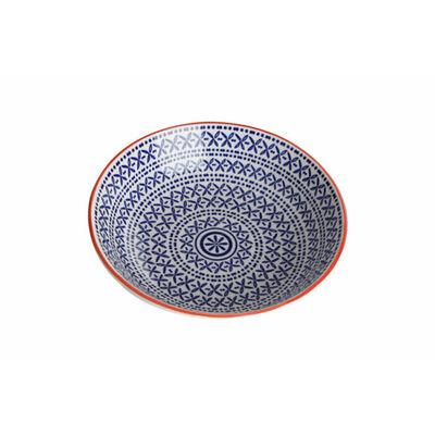 Mix Match Cobalt Bowl , 21 cm
