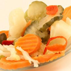 Mixed Pickles , 22.93oz - 650g - Thumbnail