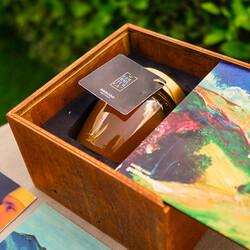 Natural Pure Premium Honey, 26.5oz - 750g - Thumbnail