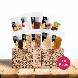 Noah's Pudding Asure Box, 10 pieces - Thumbnail