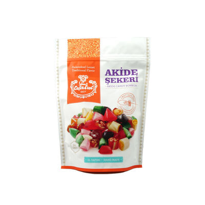 Orange Flavored Rock Candy , 12.3oz - 350g