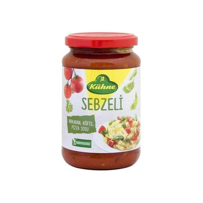 Pasta Sauce with Vegetables , 12.34oz - 350g