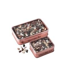 Pebble Dragee in Bronze Tin Box , 5.3oz - 150g - Thumbnail