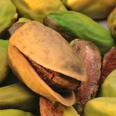 Roasted Pistachio , 1.1lb - 500g