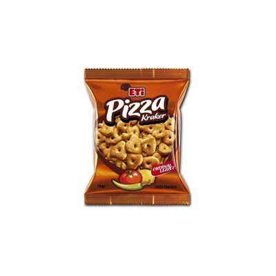 Pizza Crackers, 2.68oz - 76g 3 pack