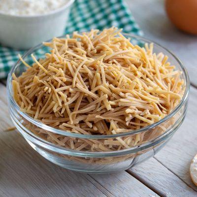 Plain Turkish Noodles Erişte , 17.63oz - 500g