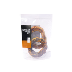 Poppy Seeds Covered Simit , 2 Pieces - Thumbnail