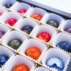 Premium Galaxy Chocolate , 28 pieces - Thumbnail
