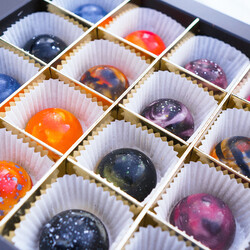 Premium Galaxy Chocolate , 16 Pieces - Thumbnail