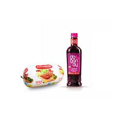 Ready-To-Eat Çiğ Köfte and Hot Turnip Juice - Thumbnail