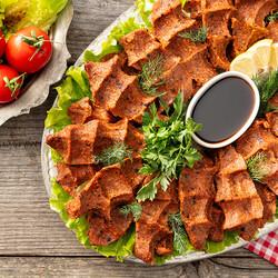 Ready-to-Eat Çiğköfte Set , 21oz - 600g - Thumbnail