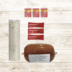 Ready-to-Eat Çiğ Köfte Set , 21oz - 600g - Thumbnail