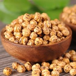 Yellow Roasted Chickpeas , 1.1lb - 500g - Thumbnail