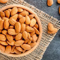 Gourmeturca - Roasted Shelled Almond , 1.1lb - 500g